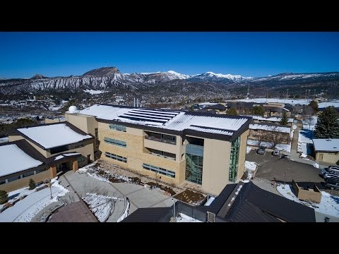 Sitter Family Hall takes Fort Lewis College into the future of the sciences