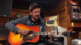 Frank Turner - Blackout (Guitar lesson from Frank)
