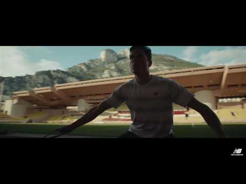 FUEL YOUR FIRE: Milos Raonic Won't Stop Until He Is Best in the World. New Balance   #MyFutureSelf