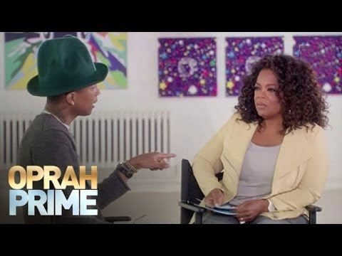 The Book That Changed Pharrell's Life | Oprah Prime | Oprah Winfrey Network