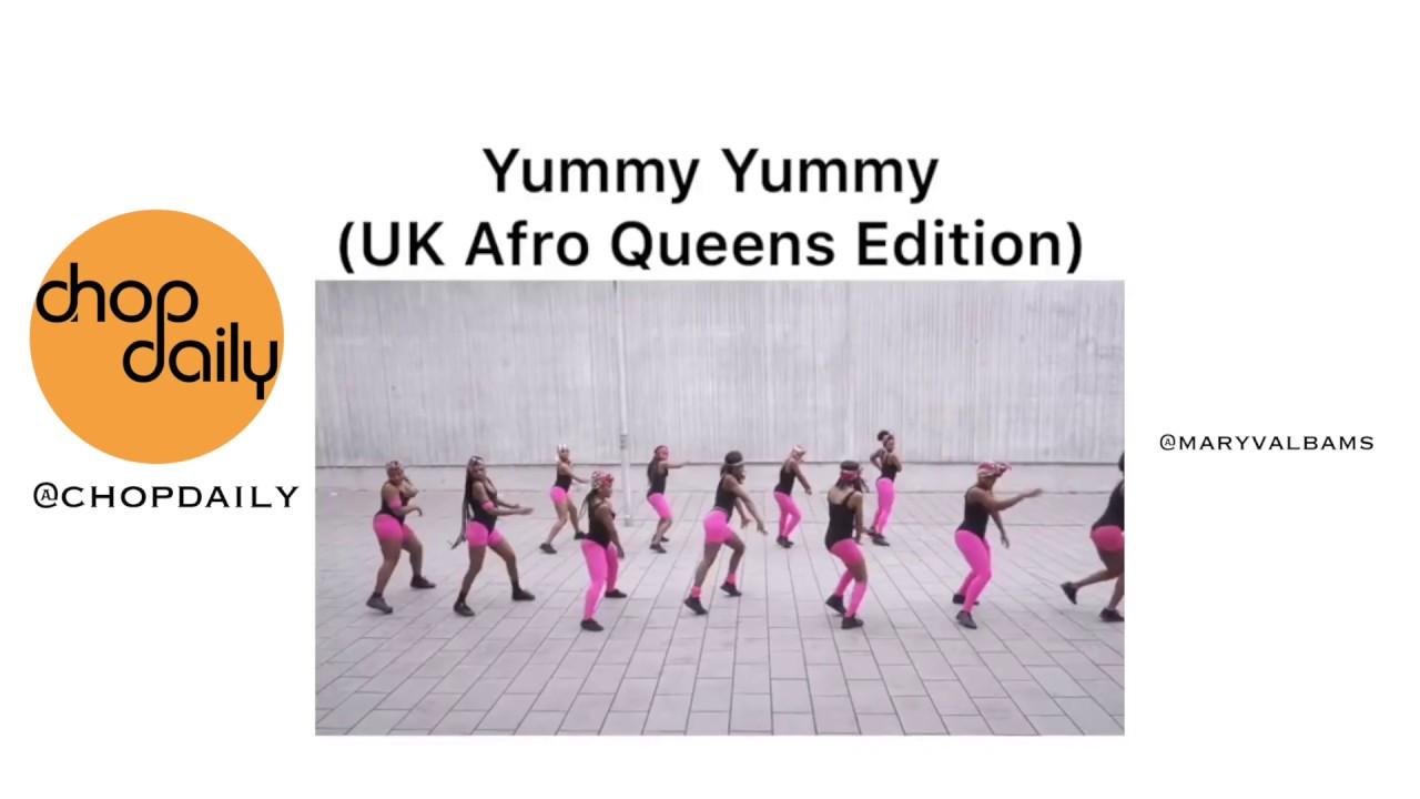 AfroBeats Dance Videos Compilation Part 50 | Chop Daily