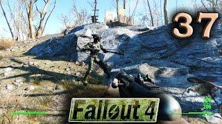 Fallout 4 PS4 Прохождение 37 Мед-Тек Рисерч, Брейкхарт-Бэнкс и Штурмотрон