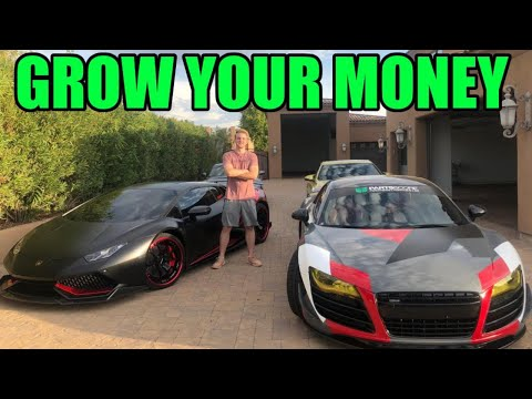 How I Make 3-6% PROFIT Every 30 Days (Investment Strategy) | 2019 Investments For Beginners