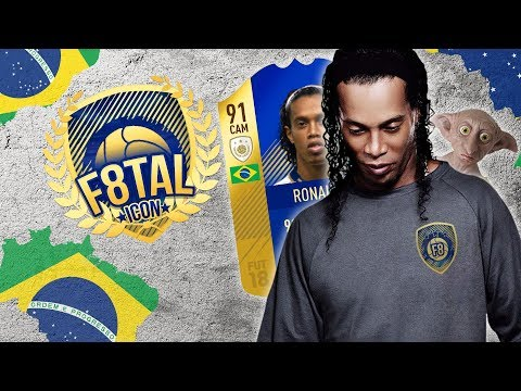 FIFA 18 | F8TAL ICON RONALDINHO #01 - Er stiehlt RONALDINHO die Show 😱