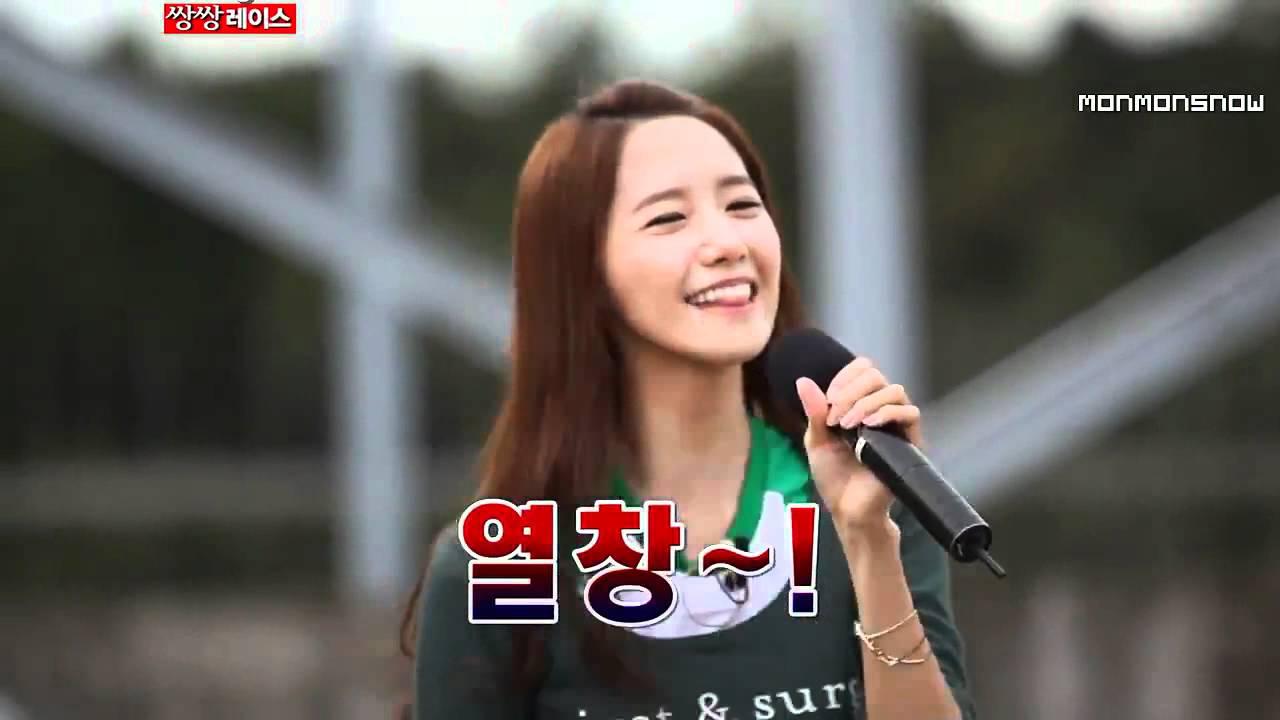 111002 SNSD YoonA Cut @ Running Man