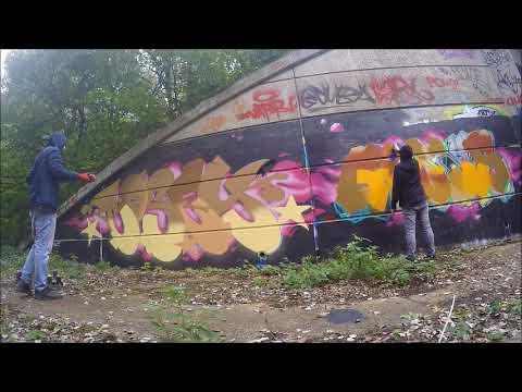 Graffiti - Tag Team Supreme // COSEY GINCS