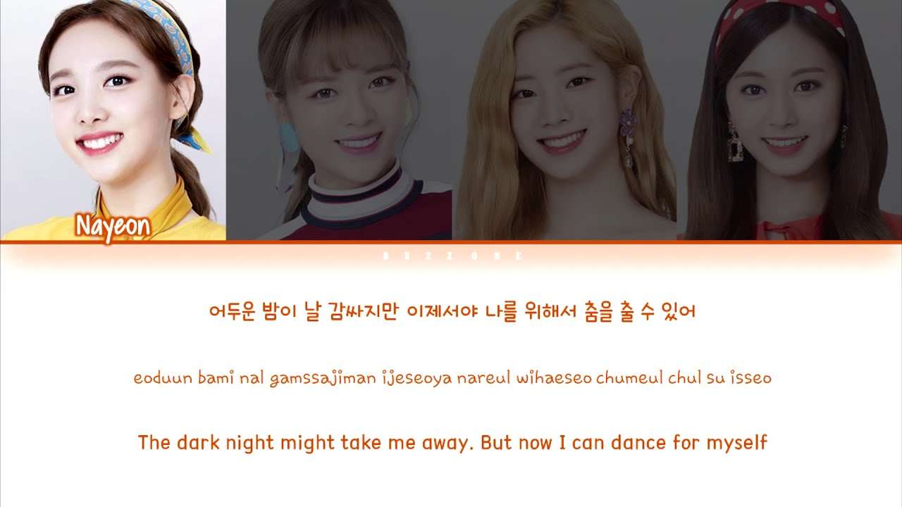 How Would TWICE (4 MEMBERS) Sing 'KICK IT' by BLACKPINK (Eng/Rom/Han) (FANMADE)
