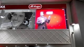 Светодиодный экран Р6 SMD(Установлен: Торговый центр