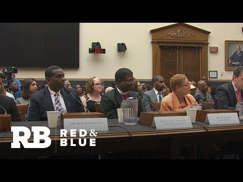 House holds first congressional hearing on reparations in 12 years