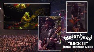Motörhead – Rock It (Live in Berlin 2012)