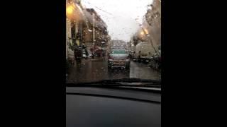 تيارت اليوم أمطار وثلوج الحمد الله