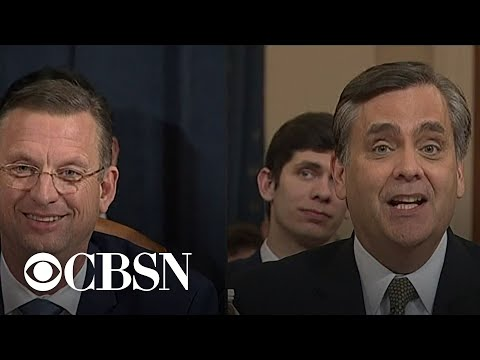 """Turley defends interpreting the Founding Fathers: """"I will speak for James Madison"""""""