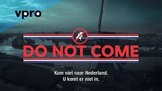 Zondag met Lubach S03: aflevering 5 - Do not come to Holland