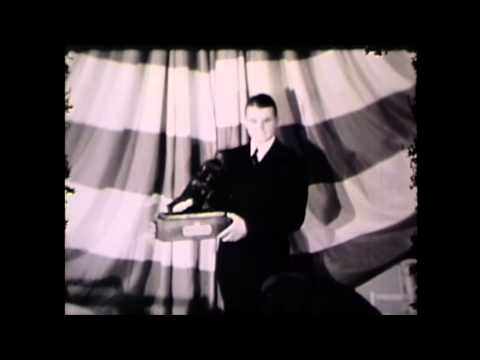 Nile Kinnick's 1939 Heisman Trophy Speech and University of Iowa Fight Song