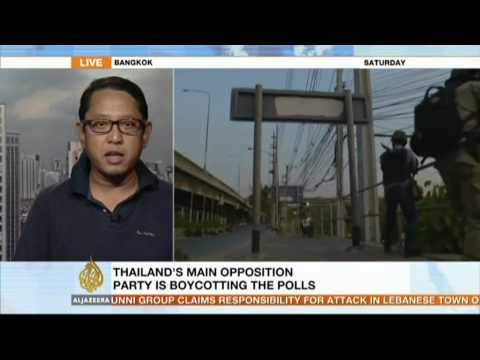 Analysis: Political turmoil in Thailand
