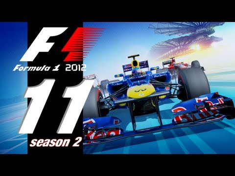 Let's Play F1 2012 with Kurt - S2 EP11 - More Control