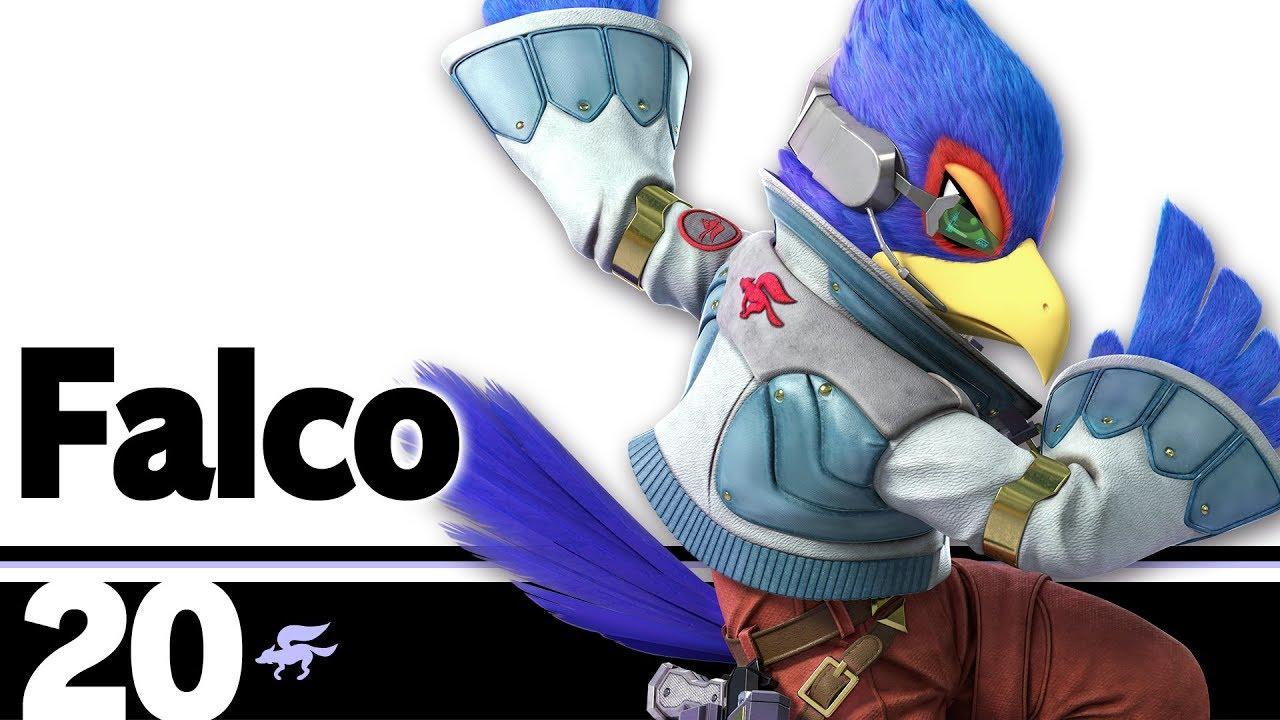 20: Falco – Super Smash Bros. Ultimate - YouTube