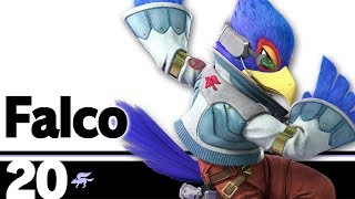 20: Falco - Super Smash Bros. Ultimate