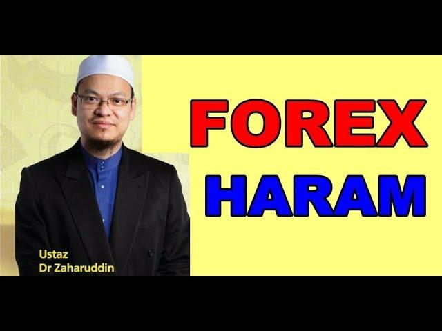 fatwa forex zaharuddin lelaki
