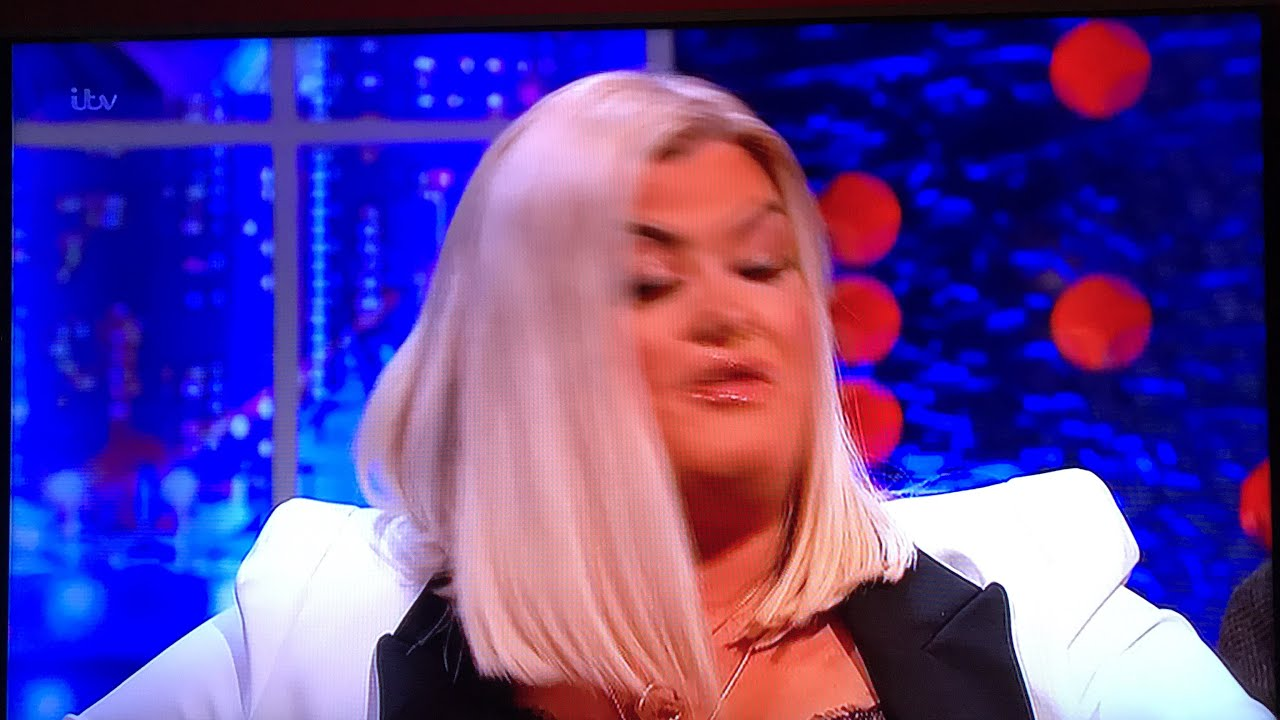 Download Gemma Collins on the Jonathan Ross Show she is going back to dancing on ice!!!
