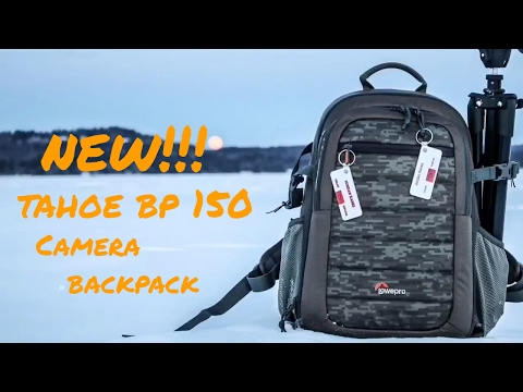 NEW Lowepro Tahoe bp 150 camera backpack (digital camo)