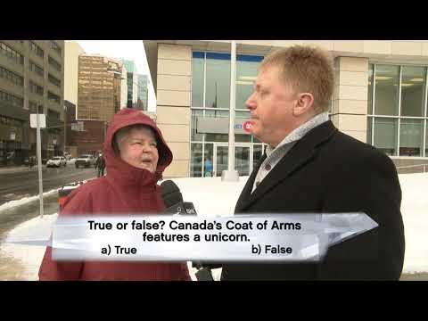 A Very Canadian Quiz: Canada