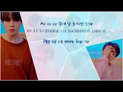 BTS (방탄소년단) – LOVE MAZE [Color coded Han|Rom|Eng lyrics]