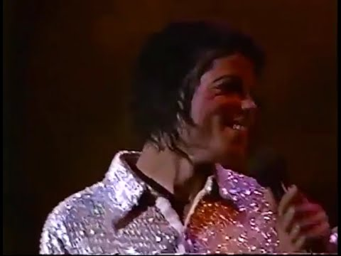 The Jacksons - Rock With You Live In Toronto 1984