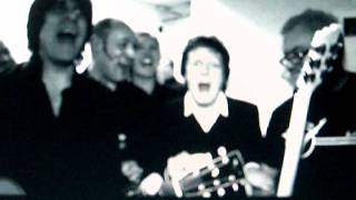 "Paul McCartney ""Hey Hey we"