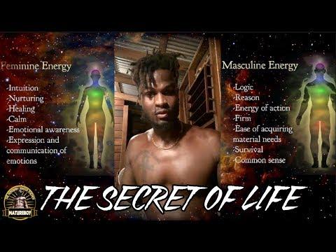 Master Teacher Natureboy Reveals The Secret of Life