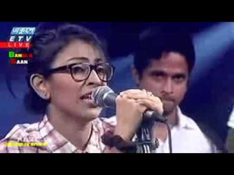 Bondhu Tor Laiga re By Bangladeshi Idol Turin