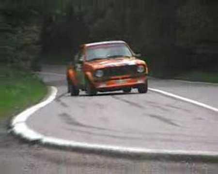 Course de côte historique du Maquisard 2006 Spa