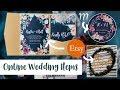 Etsy Wedding Invitations & More! | Wedding Items We Bought Online
