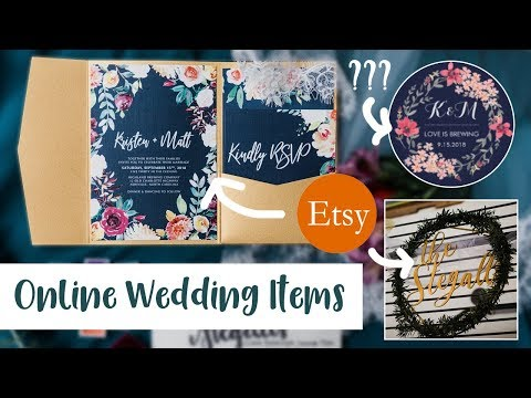 etsy-wedding-invitations-&-more!-|-wedding-items-we-bought-online