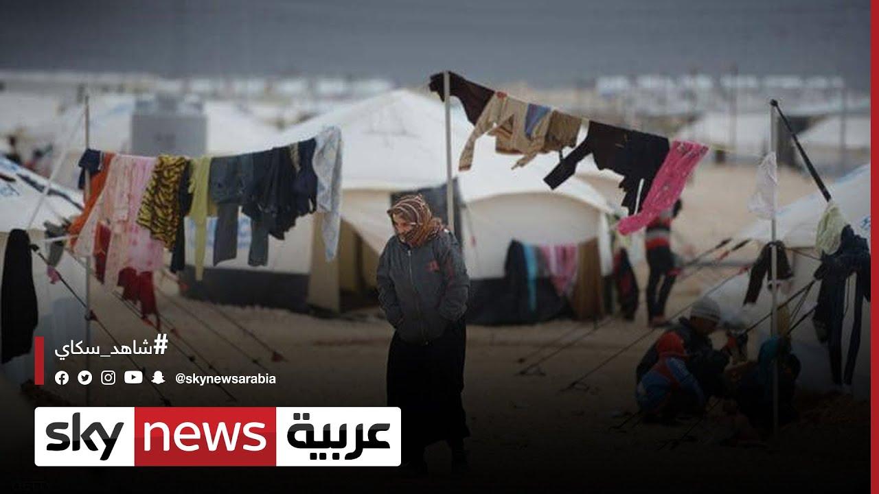 العراق: اللاجئون السوريون يعانون أوضاعا صعبة في مخيمات اللجوء  - 19:59-2021 / 5 / 4