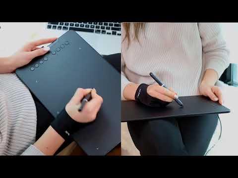 XP-Pen Deco01 Tablette Graphique