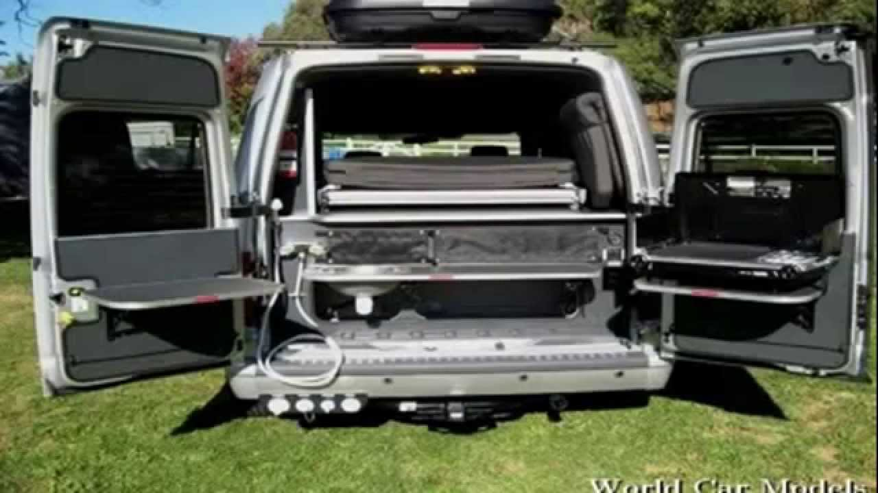 Ford transit camper conversion kit 2