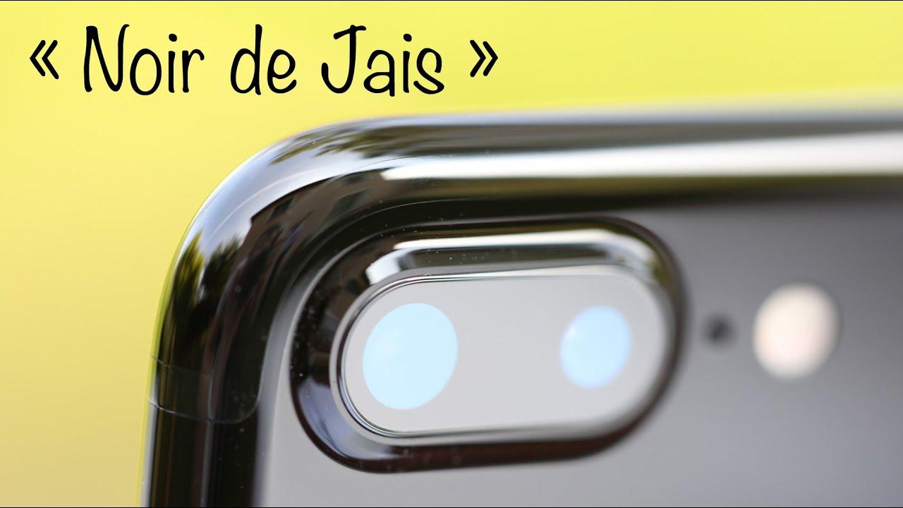 iphone 7 plus noir de jais en images 4k unboxing d ballage youtube