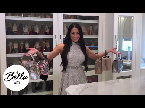 Nikki Bella's Life & Style photo shoot proves her closet is fit for a queen!