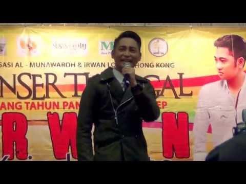 CINTA HITAM~IRWAN SUMENEP LIVE IN HONGKONG (JEAND82)