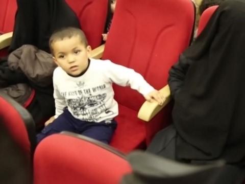 Islamic State Babies Languish in Prison