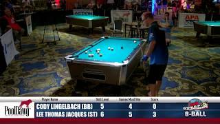 2018 World Pool Championships - 8-Ball Team Championship - Biggelbach's vs. Sharktank