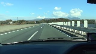 【HD 5.1ch】 群馬 吹割の滝・老神温泉ドライブ part.1