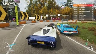 Forza Horizon 4 - Maserati MC12 is a Top Tier S1-Class That Nobody Knew [Ranked Adventure]