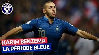 Quand Benzema était indiscutable en équipe de France