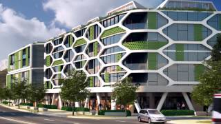 Alpha Lewisham….. the future of apartment living is here