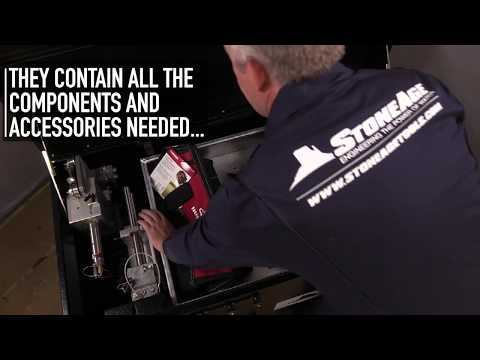 StoneAge® AutoPack 2L/3L Exchanger Cleaning Kits