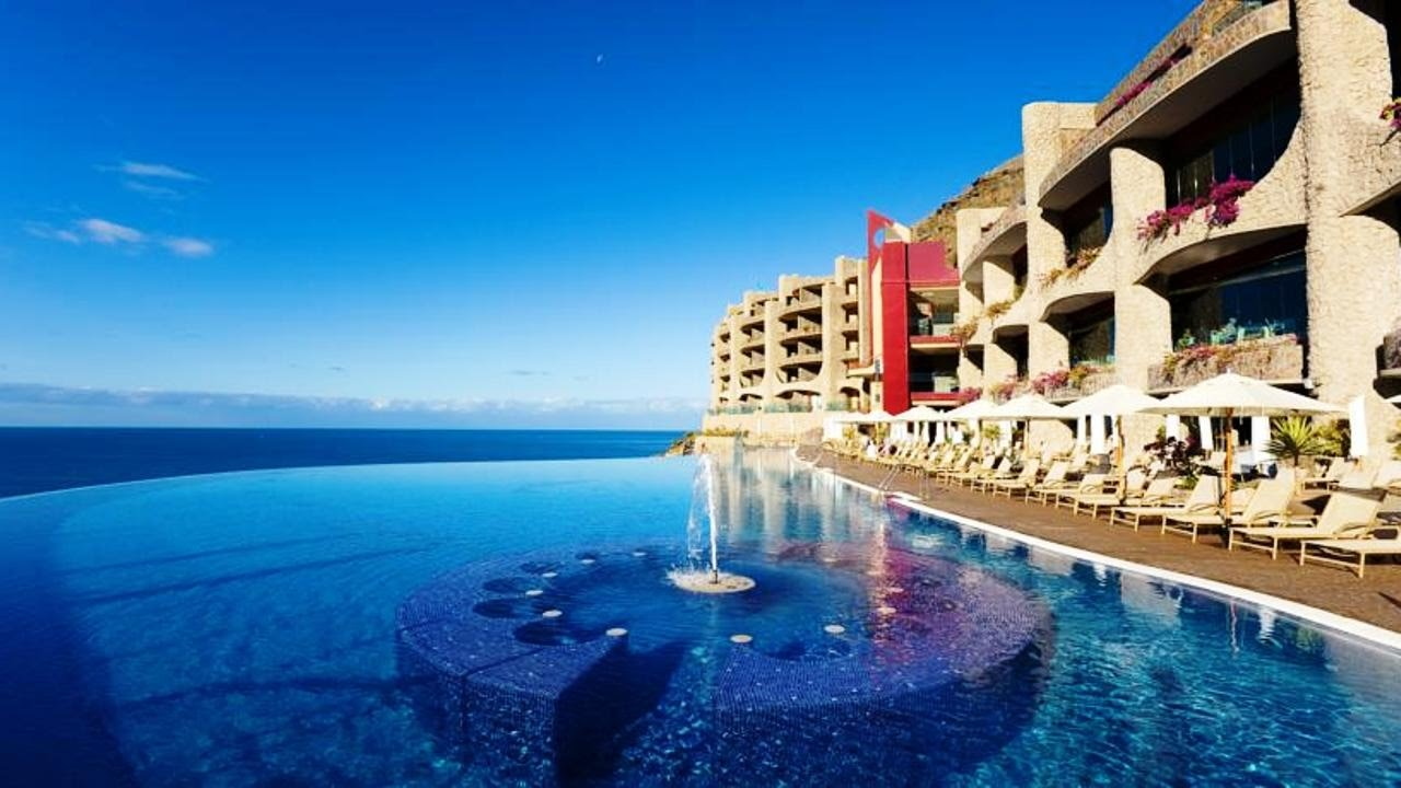 Top10 Recommended Hotels In Puerto Rico Gran Canaria Canary Islands Spain You