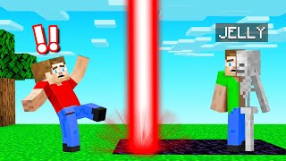 Minecraft But The SUN IS A LASER BEAM!