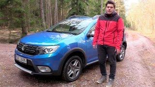 Test 2017 Dacia Sandero Stepway 0,9 TCe